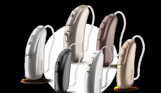 当店の取り扱い補聴器メーカーのご紹介