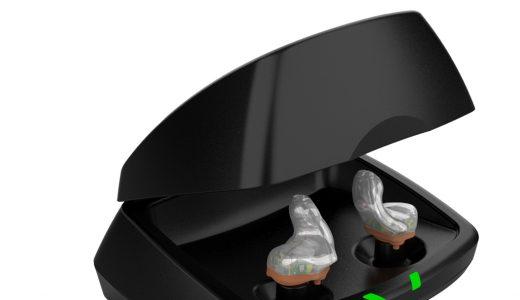 【速報】スターキー補聴器より「業界初」充電式耳あな型補聴器が登場! starkey/充電式/livio/リビオ/ワイヤレス/iPhone対応/MFI