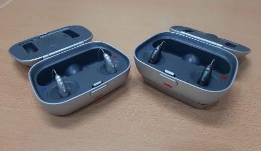 サブブランドの補聴器? unitron(ユニトロン)のbluetooth対応補聴器「モクシー(Moxi)」 僕は毎日使ってます!