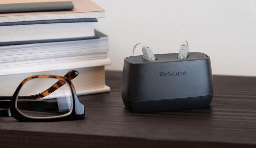 リサウンドよりお求めやすい補聴器が新登場! 「リサウンド KEY(キー)」 片耳(耳かけ)80000円~ (耳あな)115,000円~ GNヒアリング/resound/3Dスキャン耳型採取